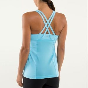 Lululemon Energy Tank Blue Moon 6